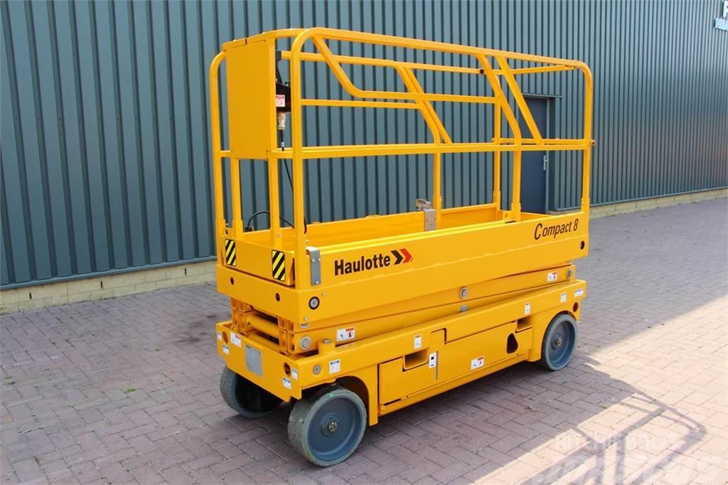 Haulotte COMPACT 8CU Valid inspection, *Guarantee!  Electri
