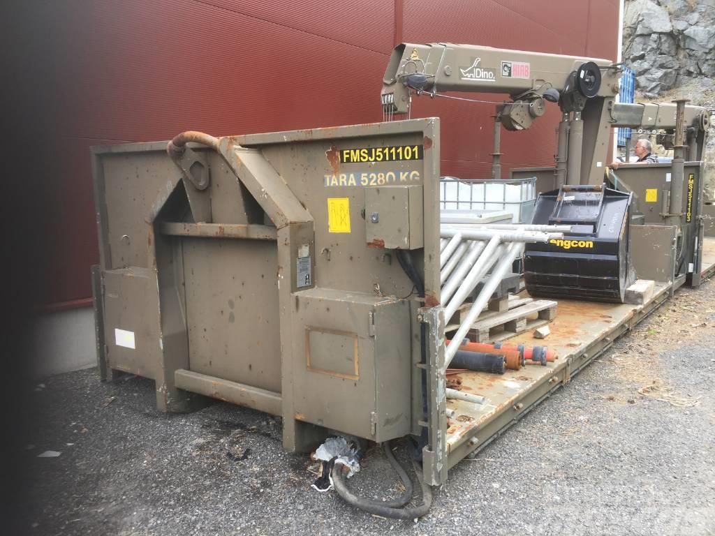 [Other] Lastväxlarflak med Hiab kran RFL 61255