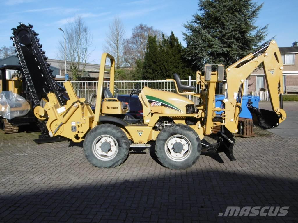 Vermeer RTX750