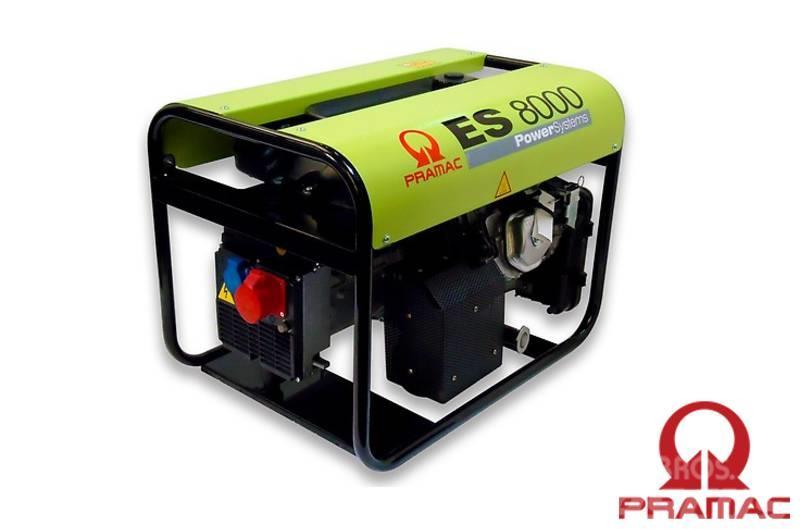 Pramac ES8000 400/230V 8.3/4 kVA