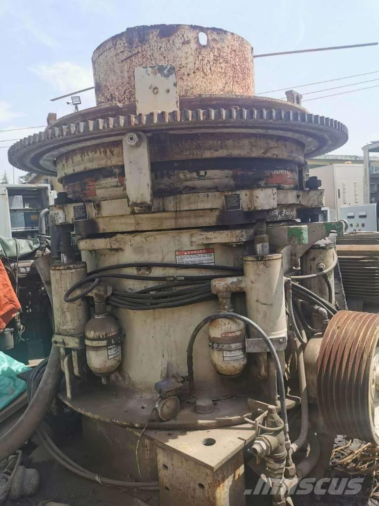 Metso HP200 used cone crusher