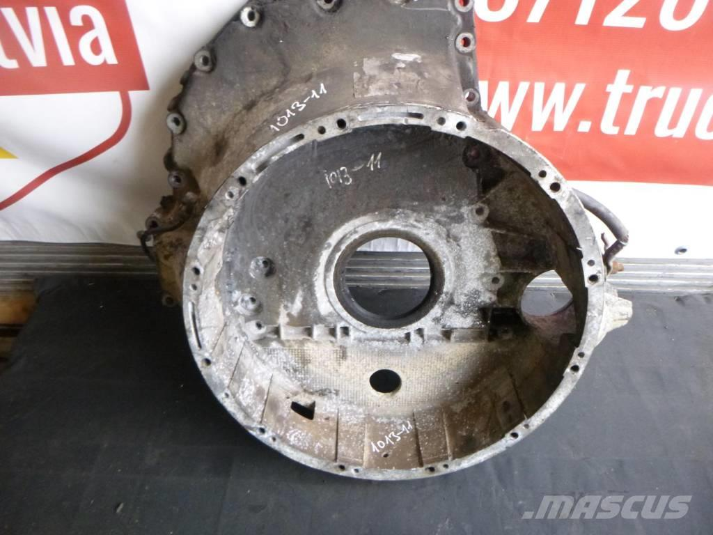 Mercedes-Benz Atego 817 Flywheel cover