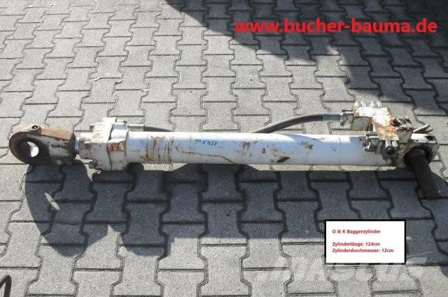 O&K Baggerzylinder MH City und MH 4