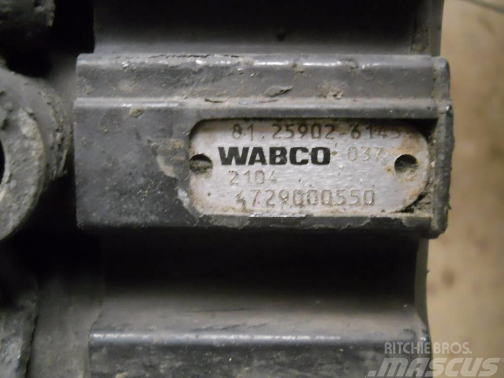 Wabco Magnetventil ECAS  81259026145, Övriga
