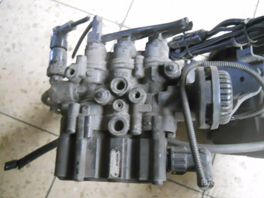 Wabco Magnetventil ECAS  81259026145