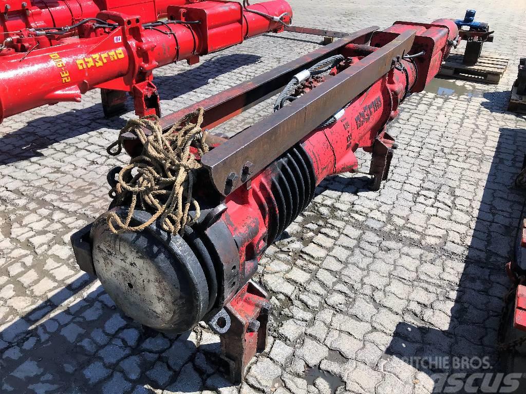 Delmag Dieselramme D19-32 / Diesel pile hammer D19-32