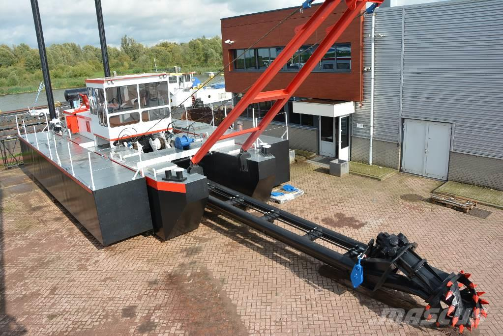 [Other] Cutter dredger Dongepoort CSD300