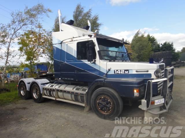 Scania T142 Bullnose