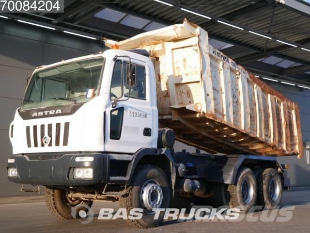 Iveco Astra HD8 64.38 6X4 Manual Big-Axle Steelsuspensio