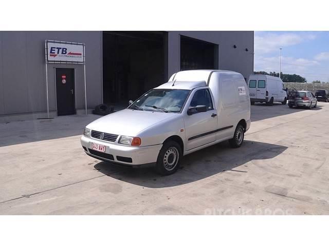 Volkswagen Caddy 2.0 (AIRCO)