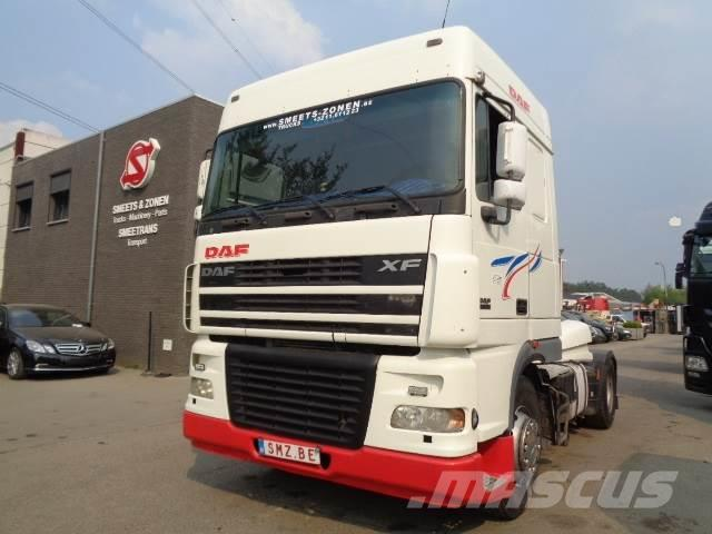 DAF 95 XF 430 spacecab manual