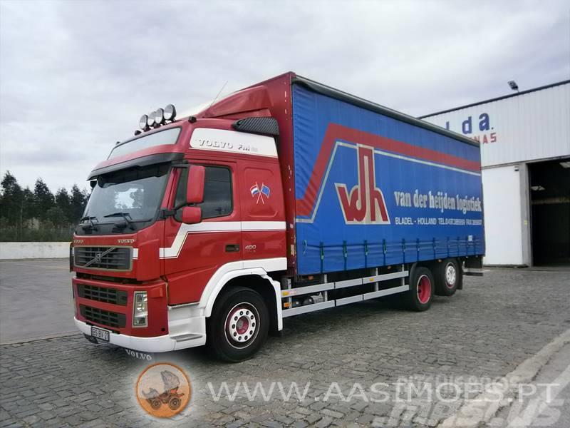 Volvo FM13 400 6X2