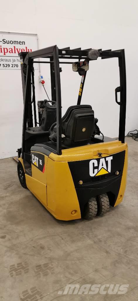 Caterpillar EP 15 PNT Myyty