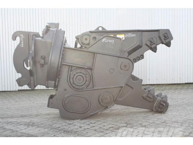 Caterpillar Verachtert Demolitionshear VT30  MP15