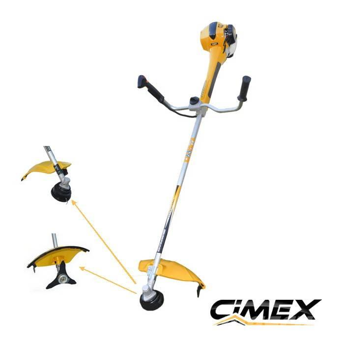 [Other] CIMEX Grass Cutter 1.3kW Strimmer BRC50