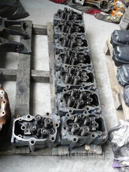 SCANIA R500 V8; DC1604