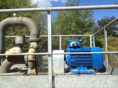 [Other] IDEAL BOMBAS Pompe à eau claire RN 150-400