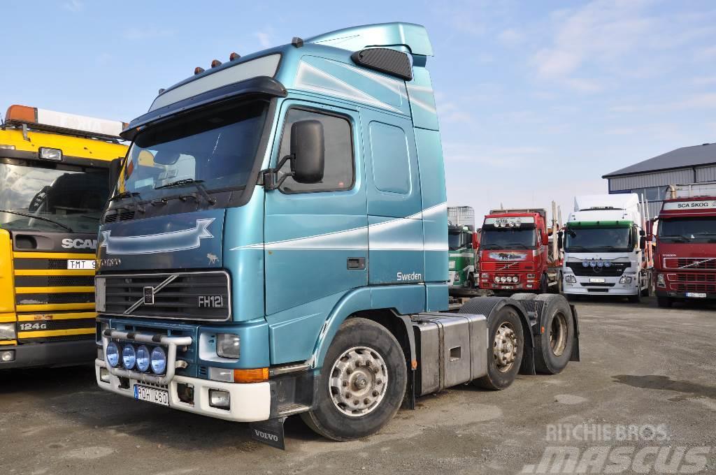 Volvo FH12  420 6X2