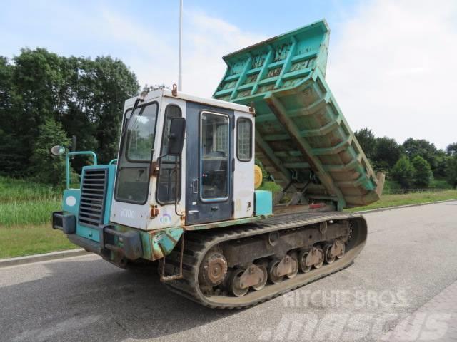 IHI IC 100 Track Dumper