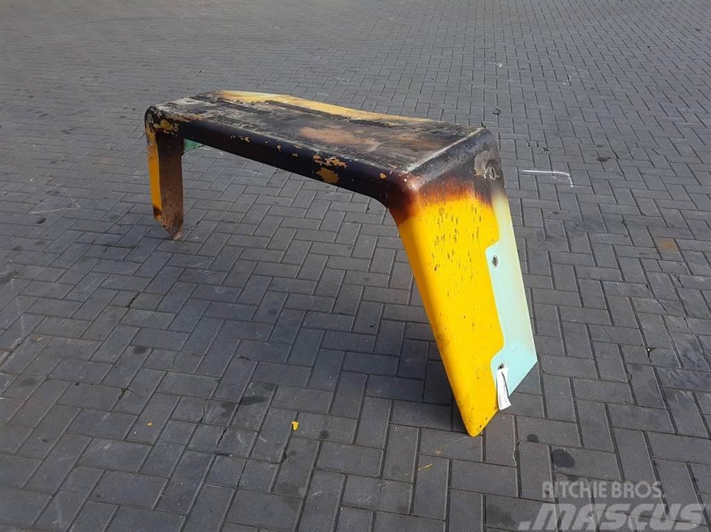 Ahlmann AZ150-4181501A-Mud guard/Kotfluegel/Spatbord
