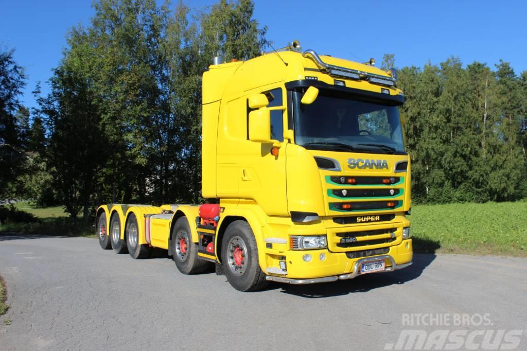 Scania R580 10x4*6