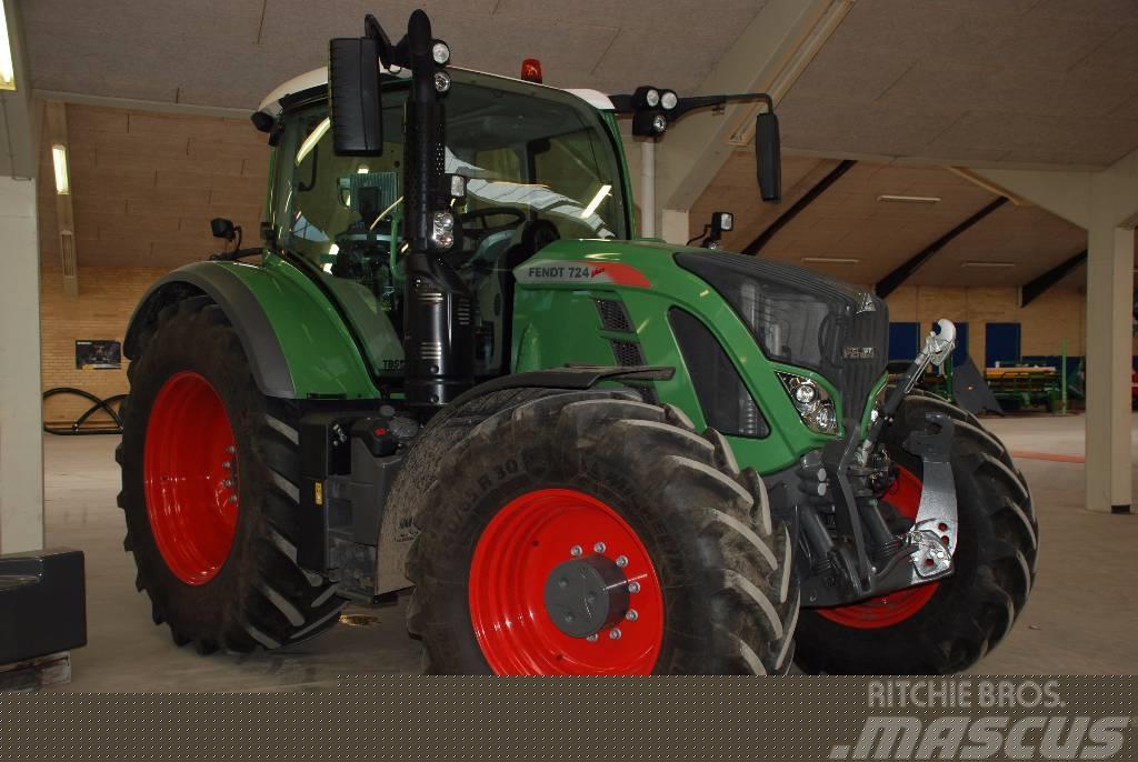 fendt vario 724s4 preis baujahr 2017 gebrauchte traktoren gebraucht kaufen und. Black Bedroom Furniture Sets. Home Design Ideas