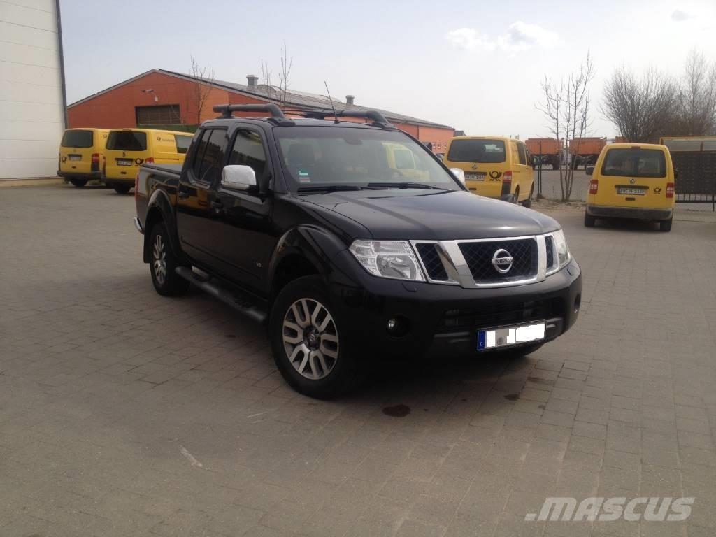 Nissan Navara V6 (NEU BEREIFT!!!)