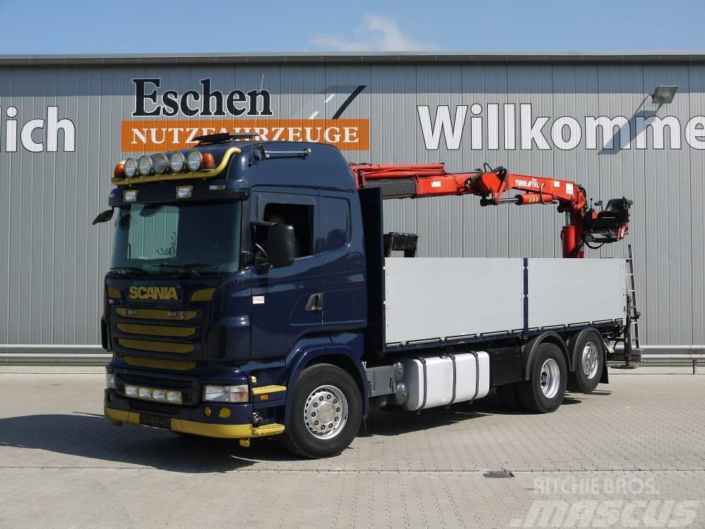 Scania R 440 LB, Obj.-Nr.: 0352/18
