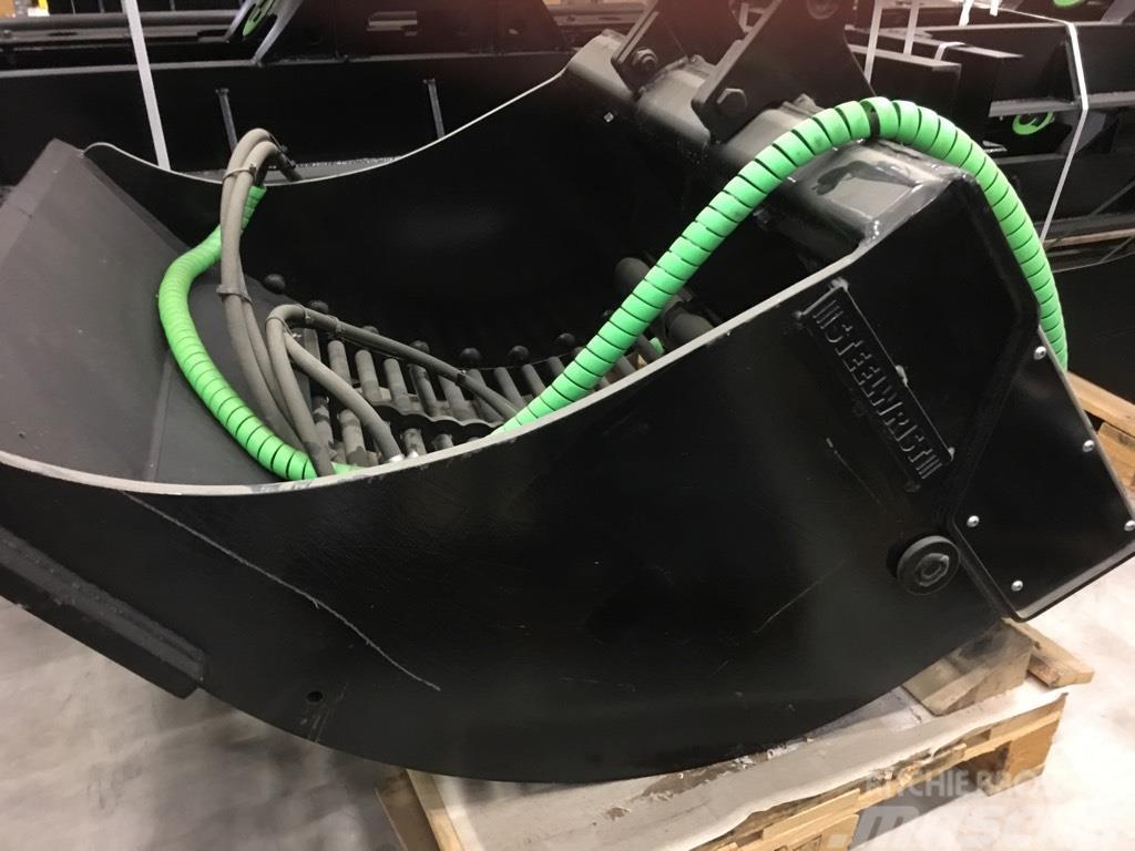 MultaVEX Hydraulisk sorteringsskopa