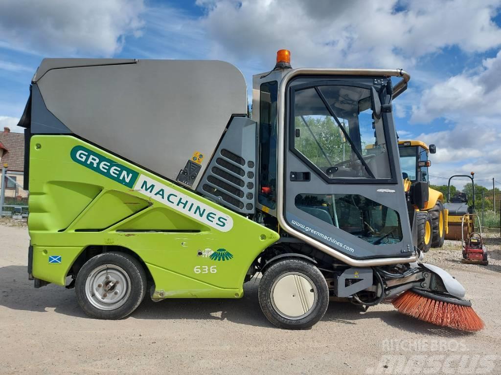 Green Machines 636