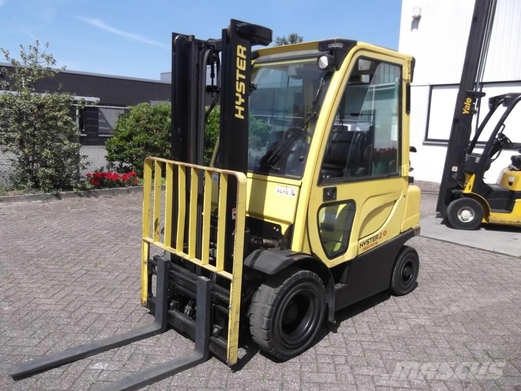 Hyster H2.0FT