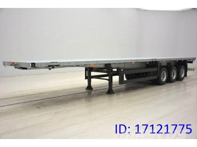 "Schmitz Cargobull PLATEAU 40' - 2 x 20' TWISTLOCKS ""NEW"""