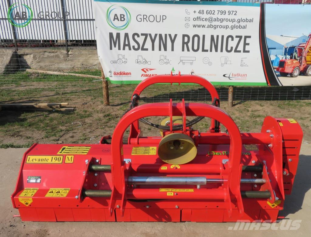 Delmorino SPECIAL OFFER Flail mower 1,88 m/Мульчер