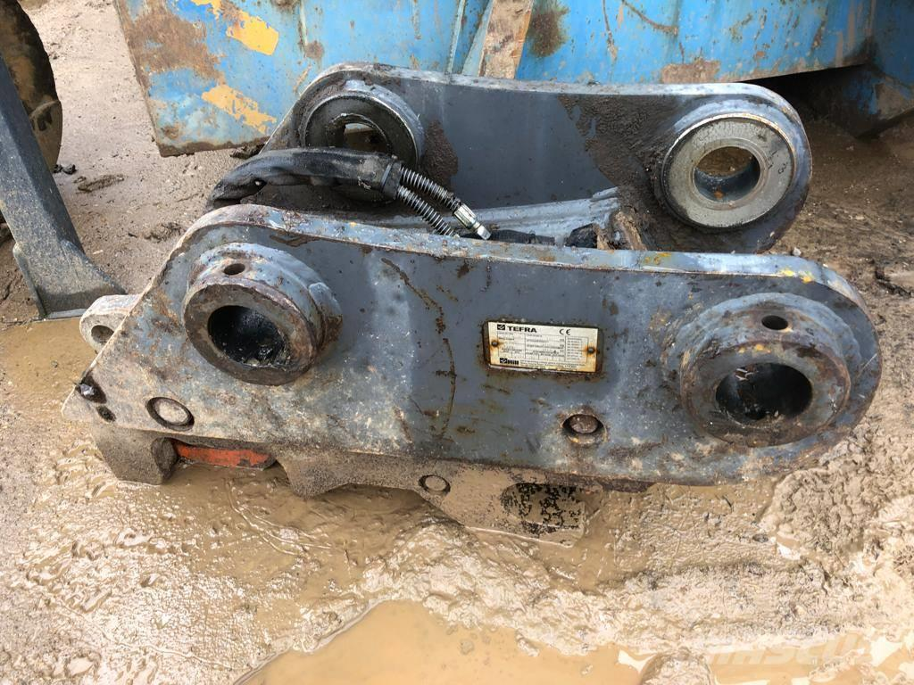Hill Hydraulic Q-fit Tefra Hyd Q-fit - 20ton