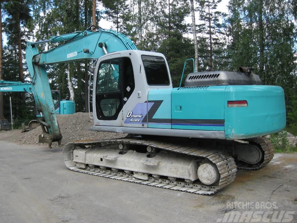 Kobelco SK 250 LC Dynamic Acera