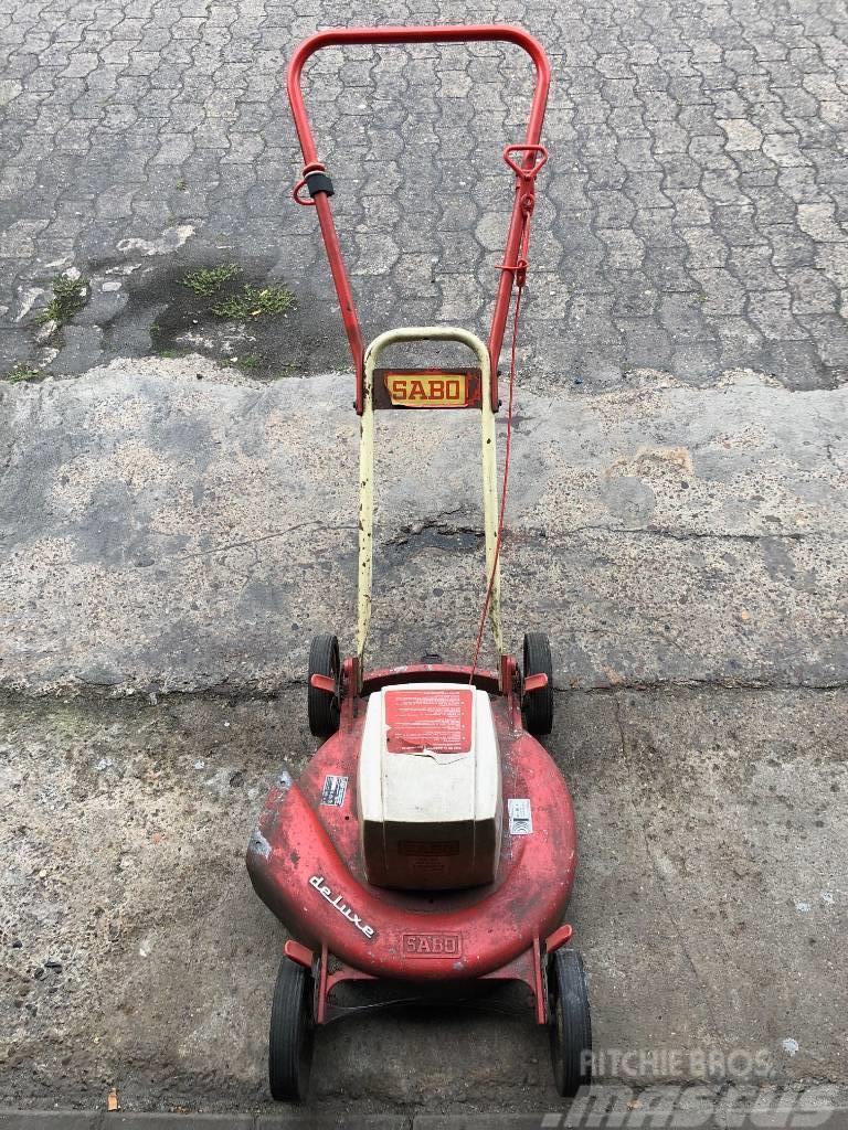 Sabo 43-EL * Elektro Handrasenmäher * Rarität