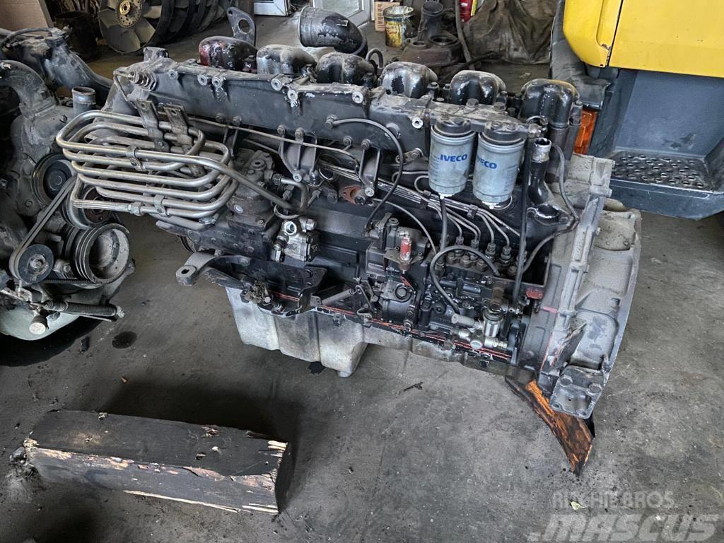 MAN TIPPER 35.372 ENGINE D2866LF09
