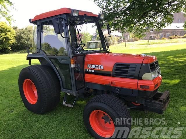Kubota L 3600 compact tractor