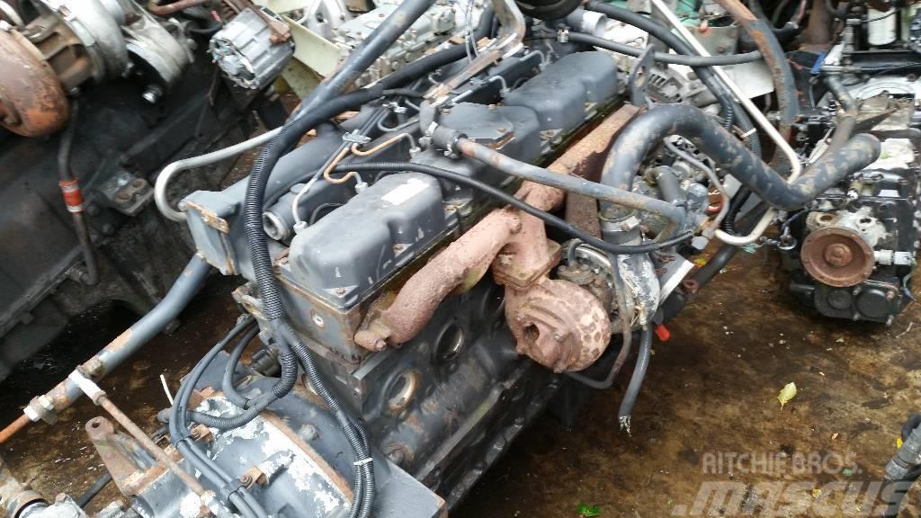 MAN D08226, Motorer
