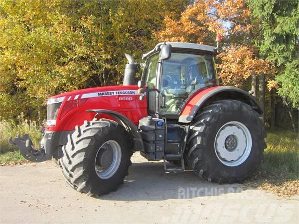 Massey Ferguson 8680 Dyna VT