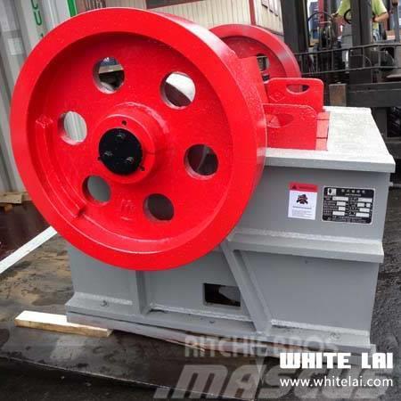 White Lai PEX-250x1000 Fine Jaw Crusher
