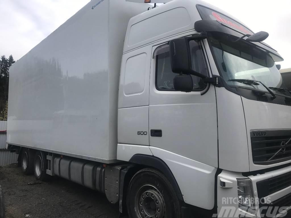 Volvo FH13-500 6x4