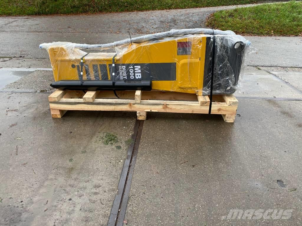 Atlas Copco MB 1000 MB1000
