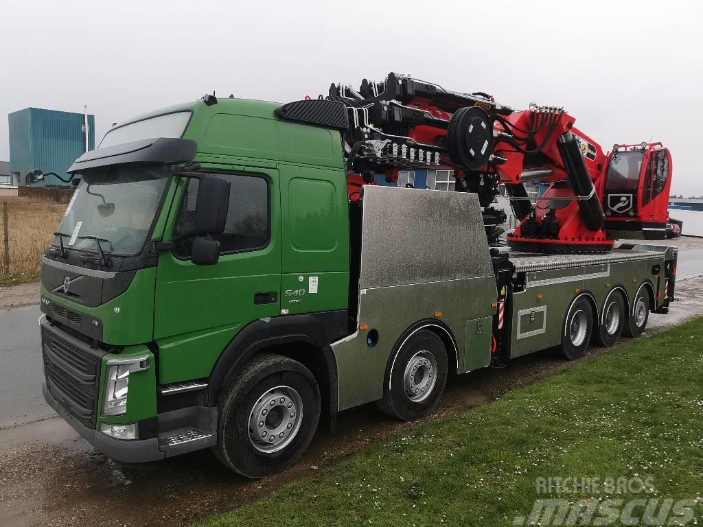 Volvo FM540 10x4*6