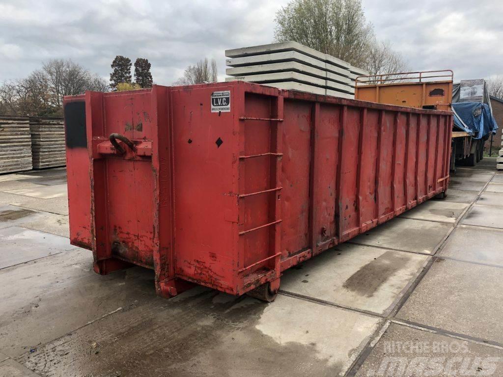 Universal Containerbak 34m³