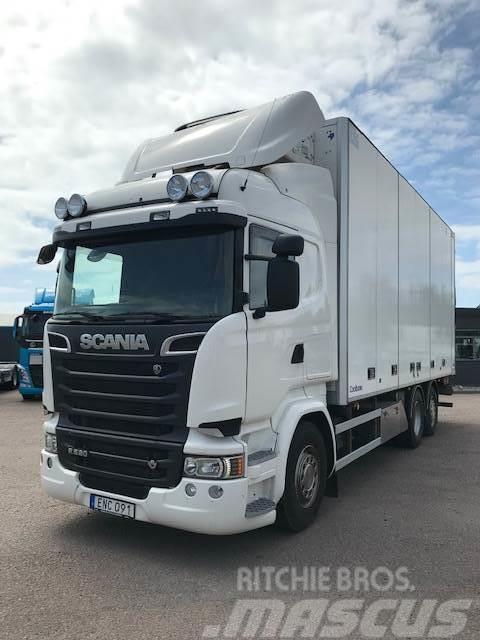 Scania R520 Kyl/Frysbil FRC Multitemp (100239)