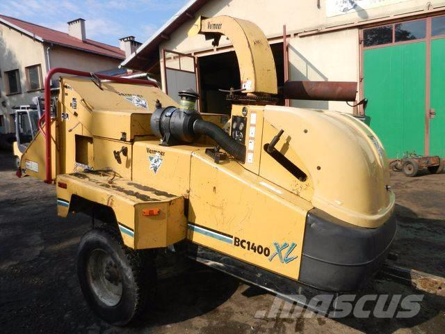 Vermeer BC 1400 XL Rębak chipper