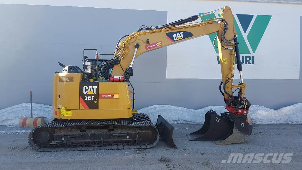 Caterpillar 315F CR