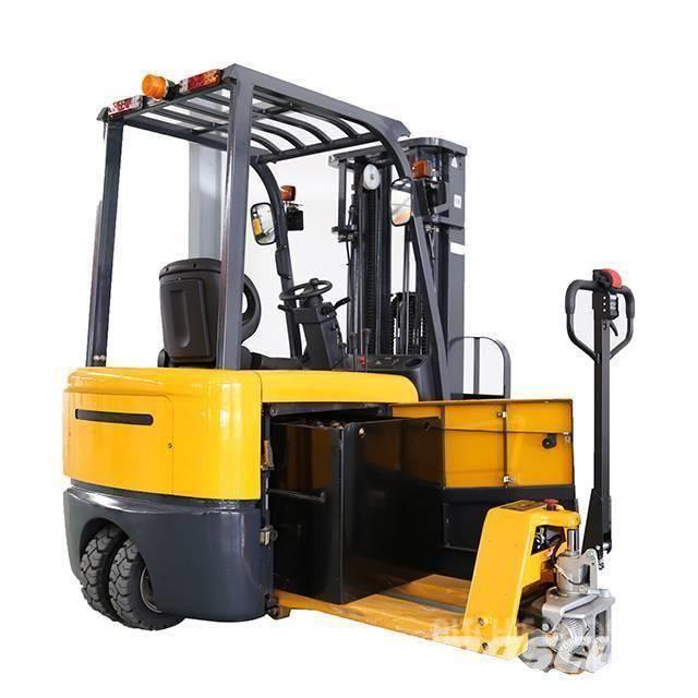 UN Forklift FB16 1.6Ton 3-Wheel Electric Forklift ZAPI