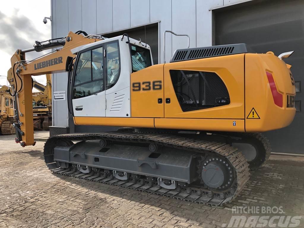 Liebherr R936 LC Hydraulic Excavator